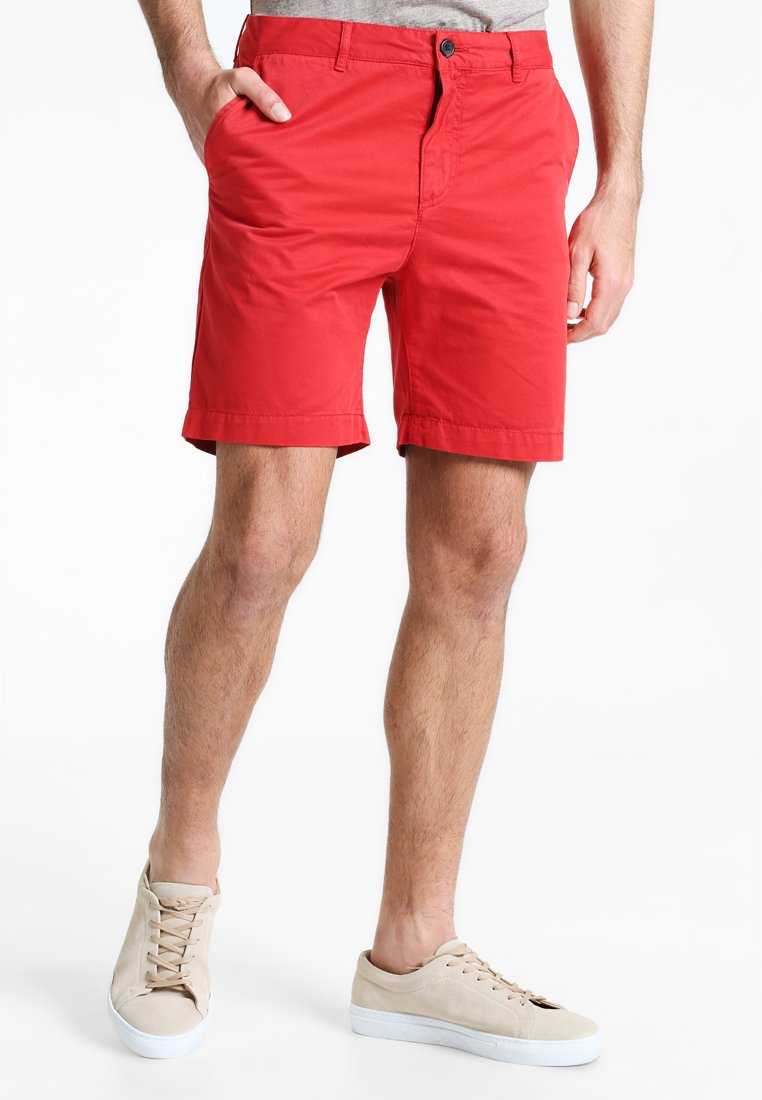 Pier One - Shorts - red