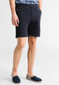 Pier One - Shorts - navy - 0