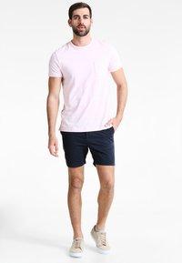 Pier One - Shorts - navy - 1