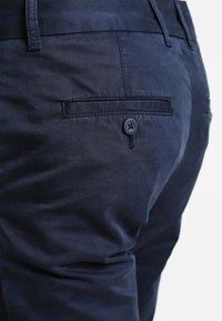 Pier One - Shorts - navy - 4