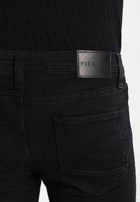 Pier One - Jeans Skinny Fit - black denim - 4
