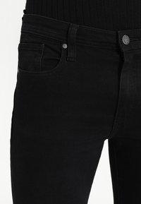 Pier One - Jeans Skinny Fit - black denim - 3
