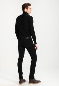 Pier One - Jeans Skinny Fit - black denim - 2