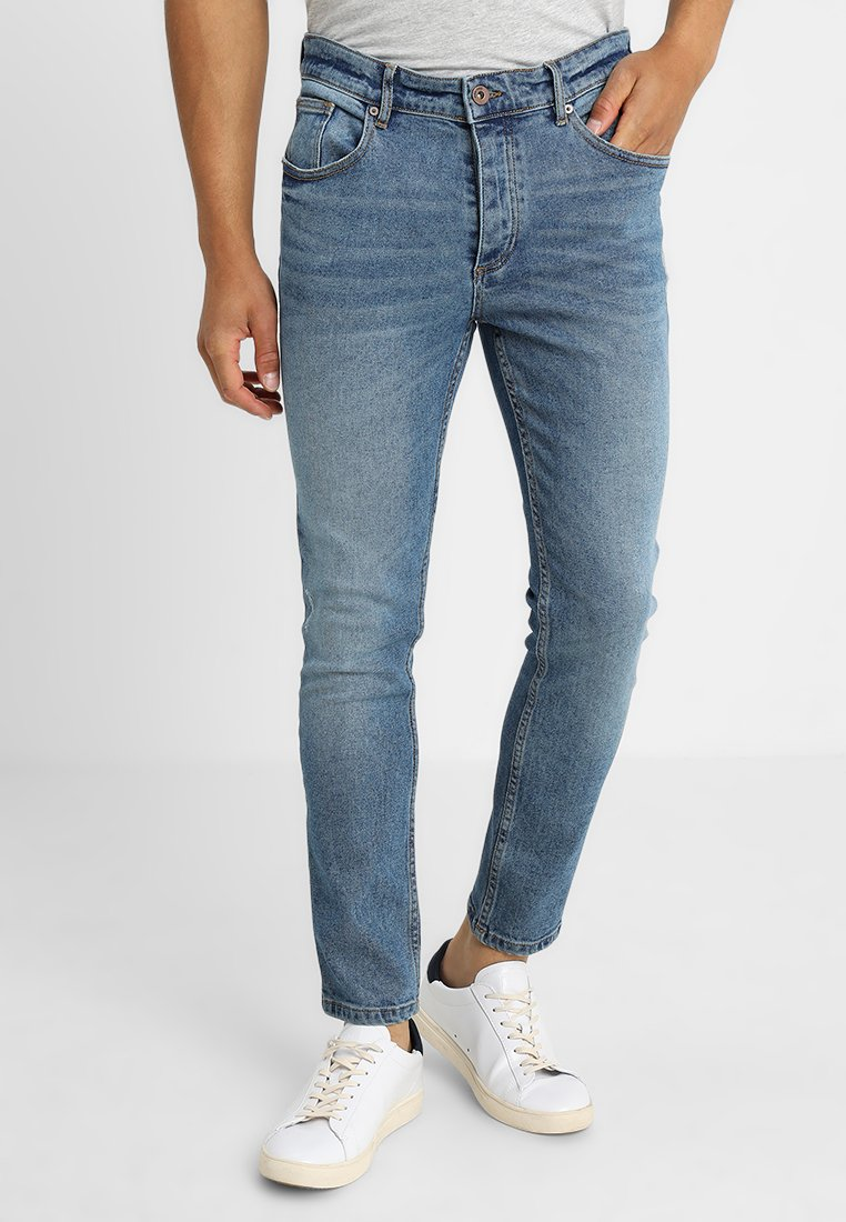 Pier One - Jeans slim fit - blue denim