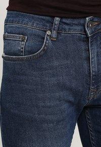 Pier One - Jeansy Slim Fit - blue denim - 3