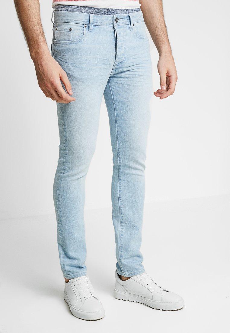 Pier One - Jeans Skinny Fit - bleached denim