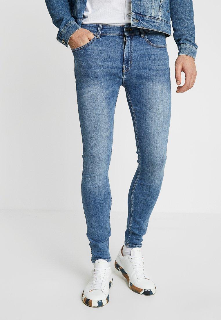 Pier One - Jeans Skinny Fit - blue denim
