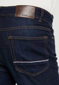 Pier One - Džíny Straight Fit - rinsed - 5
