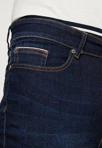 Pier One - Džíny Straight Fit - rinsed - 3