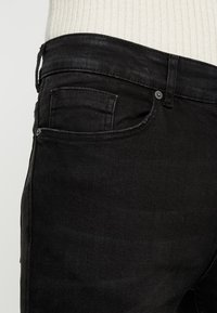 Pier One - Jeans Skinny Fit - black denim - 5