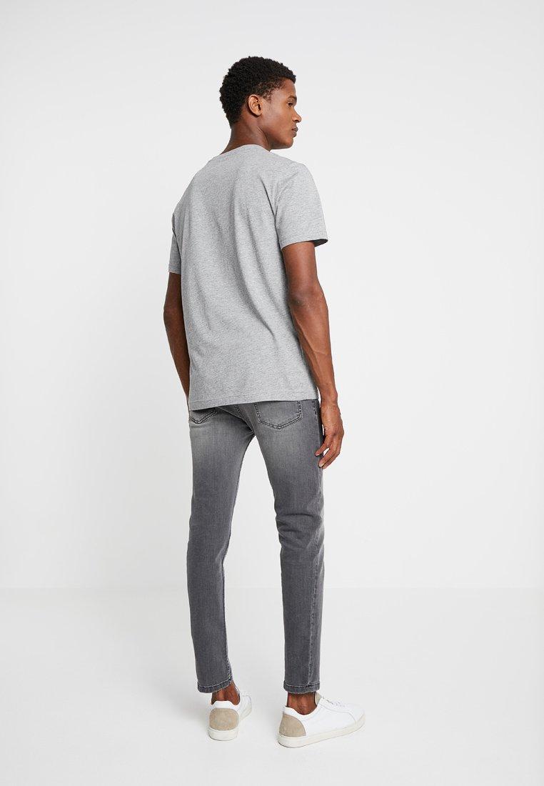 Pier One - Jeans Skinny Fit - grey denim