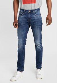 Pier One - Slim fit jeans - blue denim - 0