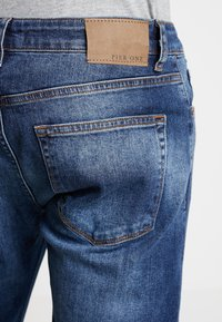 Pier One - Slim fit jeans - blue denim - 5