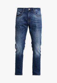 Pier One - Slim fit jeans - blue denim - 4