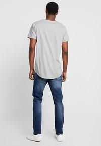 Pier One - Slim fit jeans - blue denim - 2