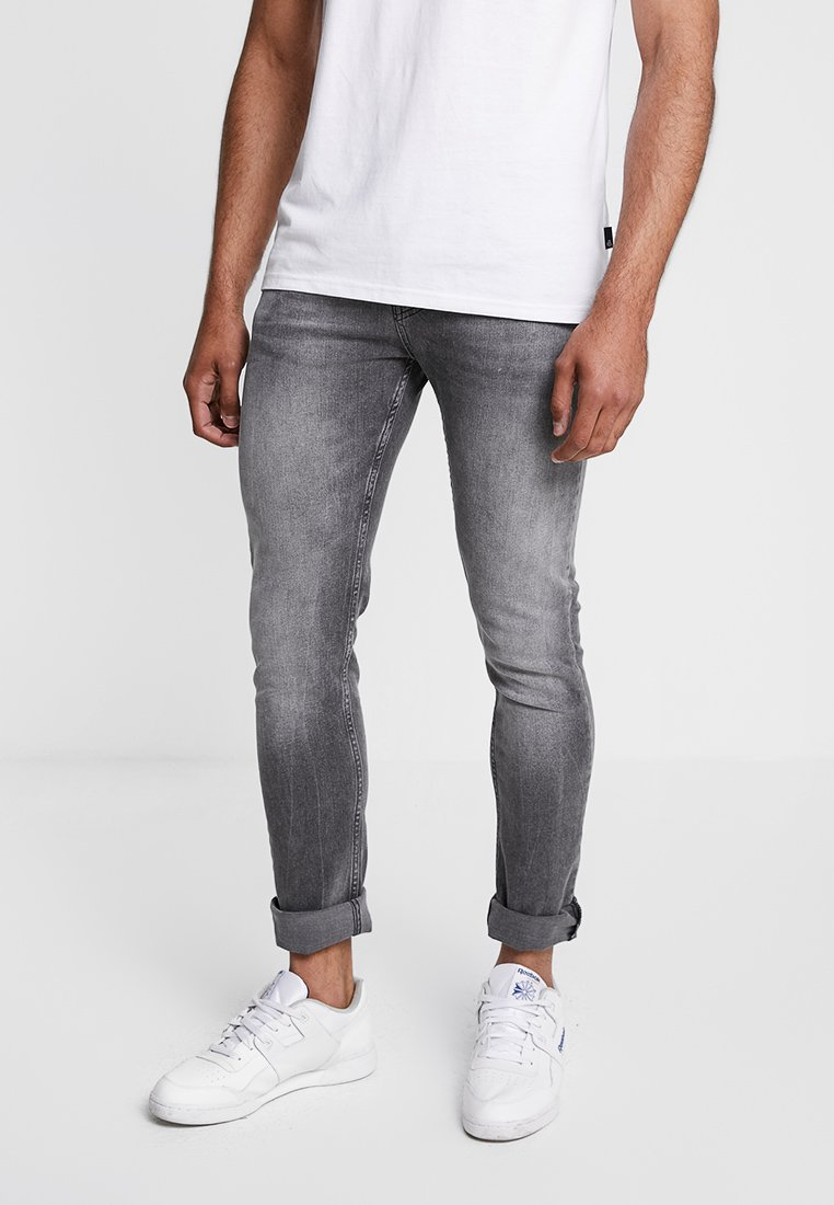 Pier One - Slim fit jeans - grey