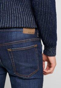 Pier One - Jeans Skinny Fit - dark-blue denim - 5