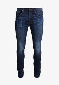 Pier One - Jeans Skinny Fit - dark-blue denim - 4
