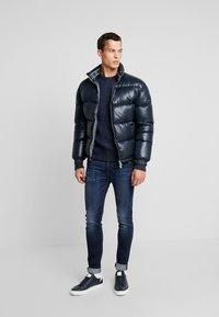 Pier One - Jeans Skinny Fit - dark-blue denim - 1