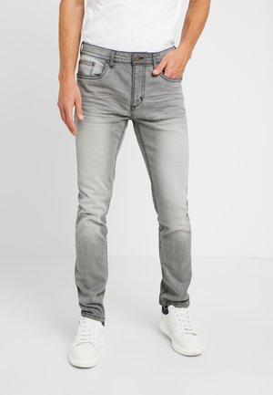 Jeansy Slim Fit - light grey
