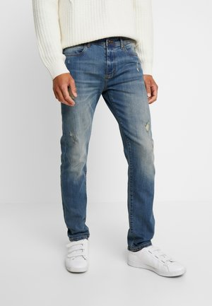 Jeans slim fit - dirty denim