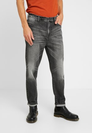Jeans Tapered Fit - dark gray