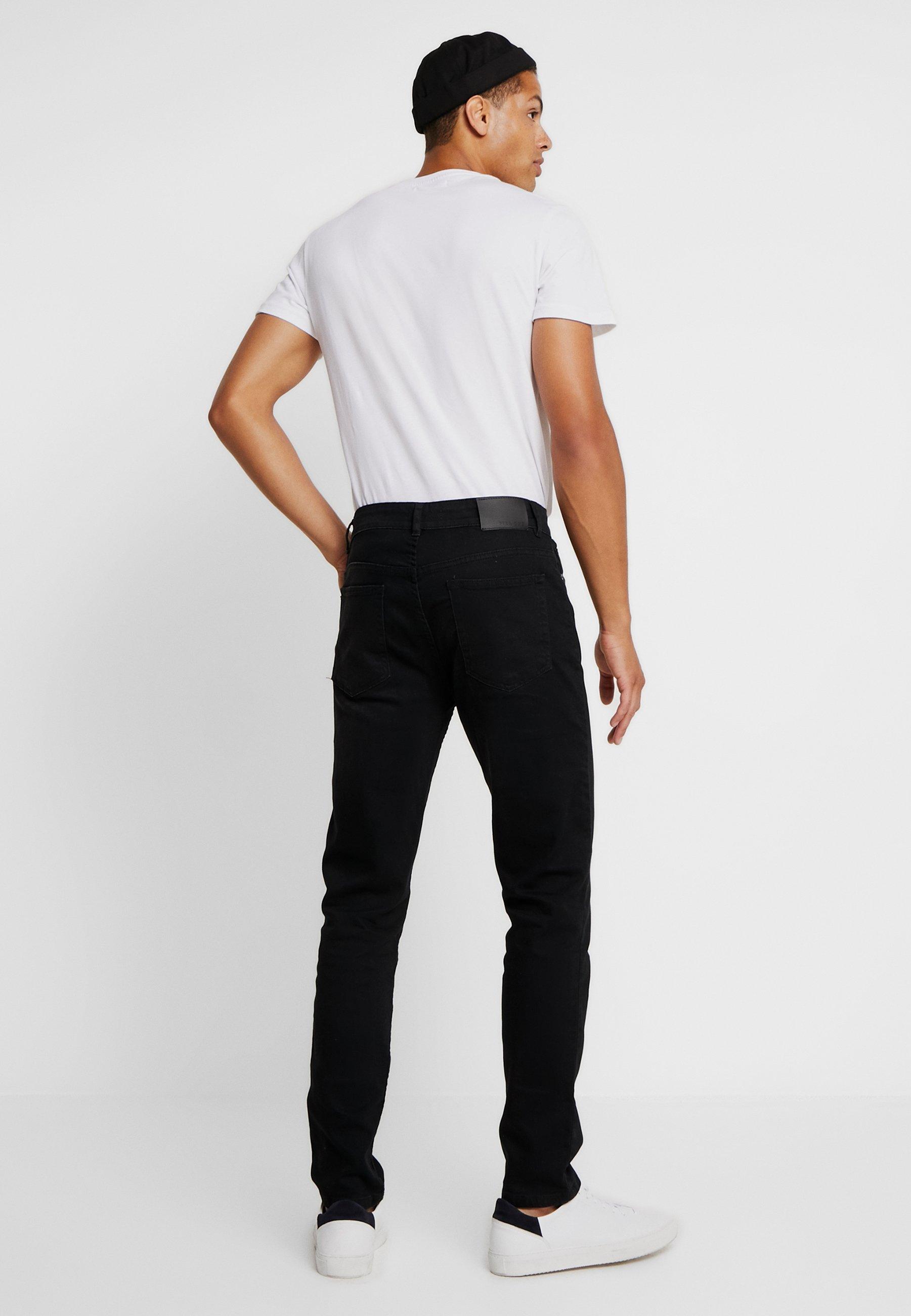 Liability Pier One Black Denim Slim StyleJean dWreQCoxB