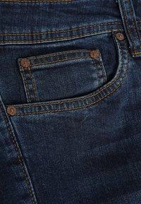 Pier One - Jeans Slim Fit - dark blue denim - 4