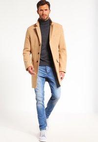 Pier One - Slim fit jeans - light blue - 1