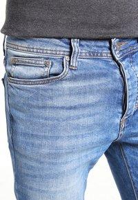 Pier One - Slim fit jeans - light blue - 3