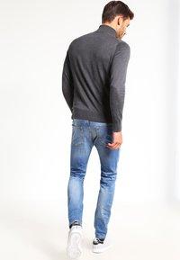 Pier One - Slim fit jeans - light blue - 2