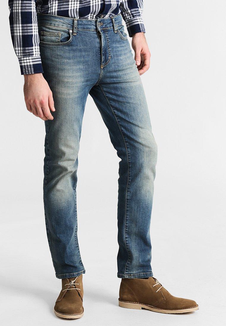 Pier One - Jeans Straight Leg - mid blue