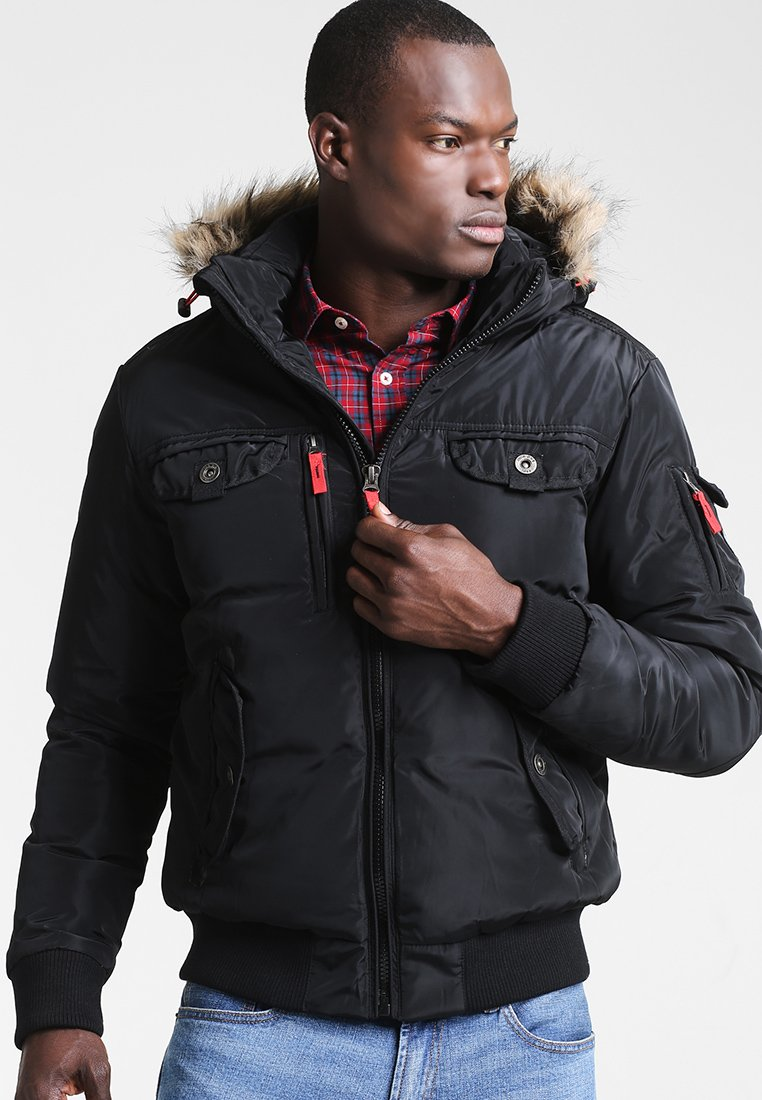 Pier One - Giacca invernale - black