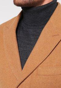 Pier One - Short coat - tan - 3