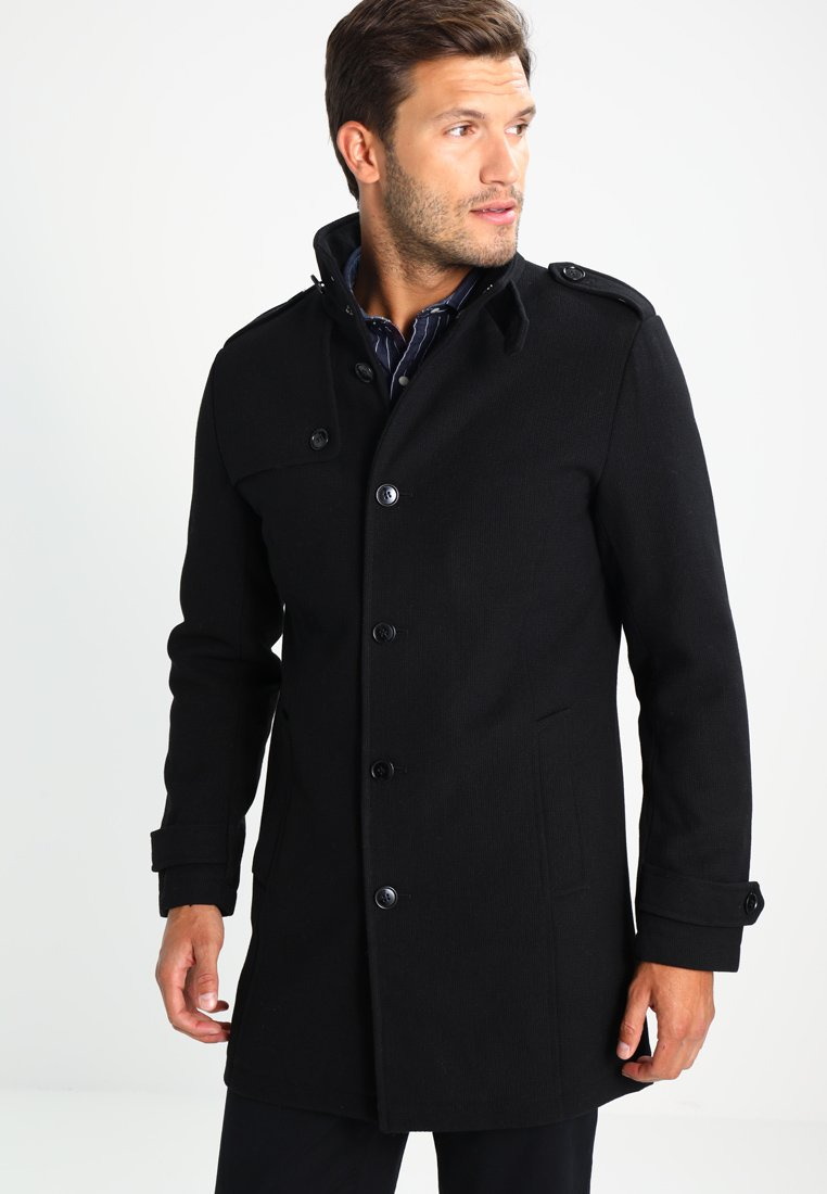 Pier One - Trenchcoats - black
