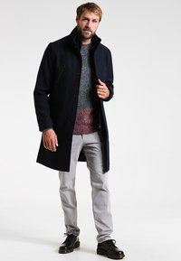 Pier One - Zimní kabát - dark blue - 1
