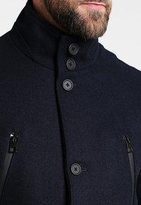 Pier One - Zimní kabát - dark blue - 3