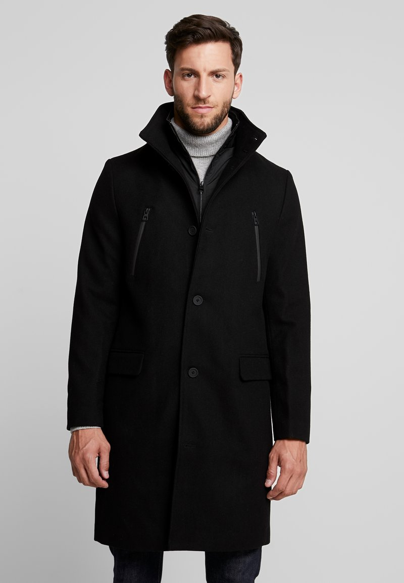 Pier One - Winter coat - black