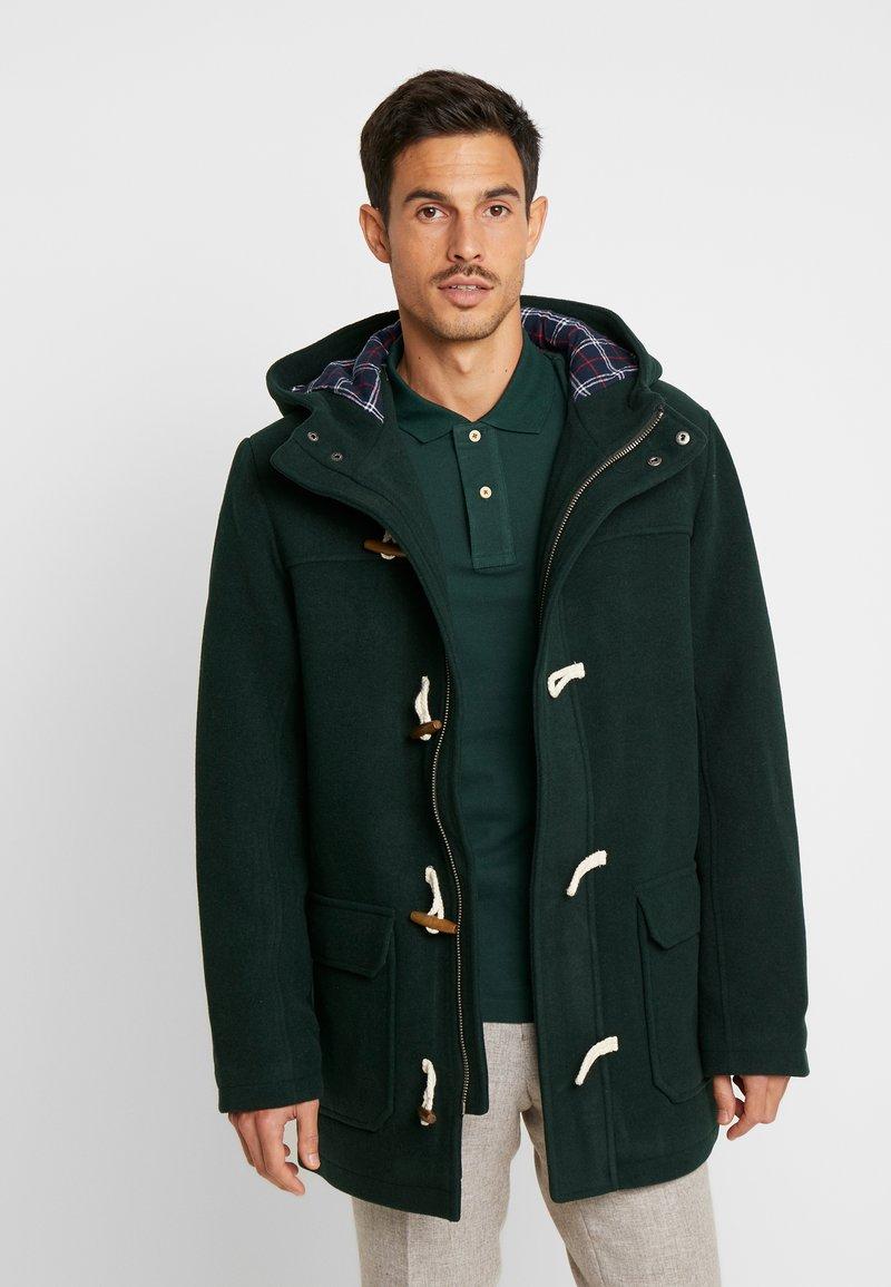 Pier One - Krótki płaszcz - dark green