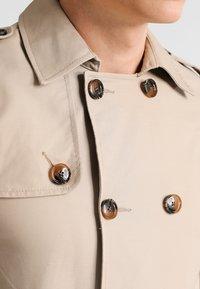 Pier One - Trenchcoats - beige - 3