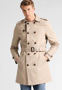 Pier One - Trenchcoats - beige - 0