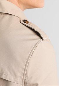 Pier One - Trenchcoats - beige - 5