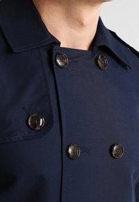 Pier One - Trenchcoat - dark blue - 3