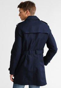 Pier One - Trenchcoat - dark blue - 2