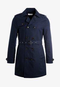 Pier One - Trenchcoat - dark blue - 6