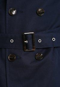 Pier One - Trenchcoat - dark blue - 5
