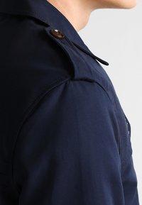 Pier One - Trenchcoat - dark blue - 4