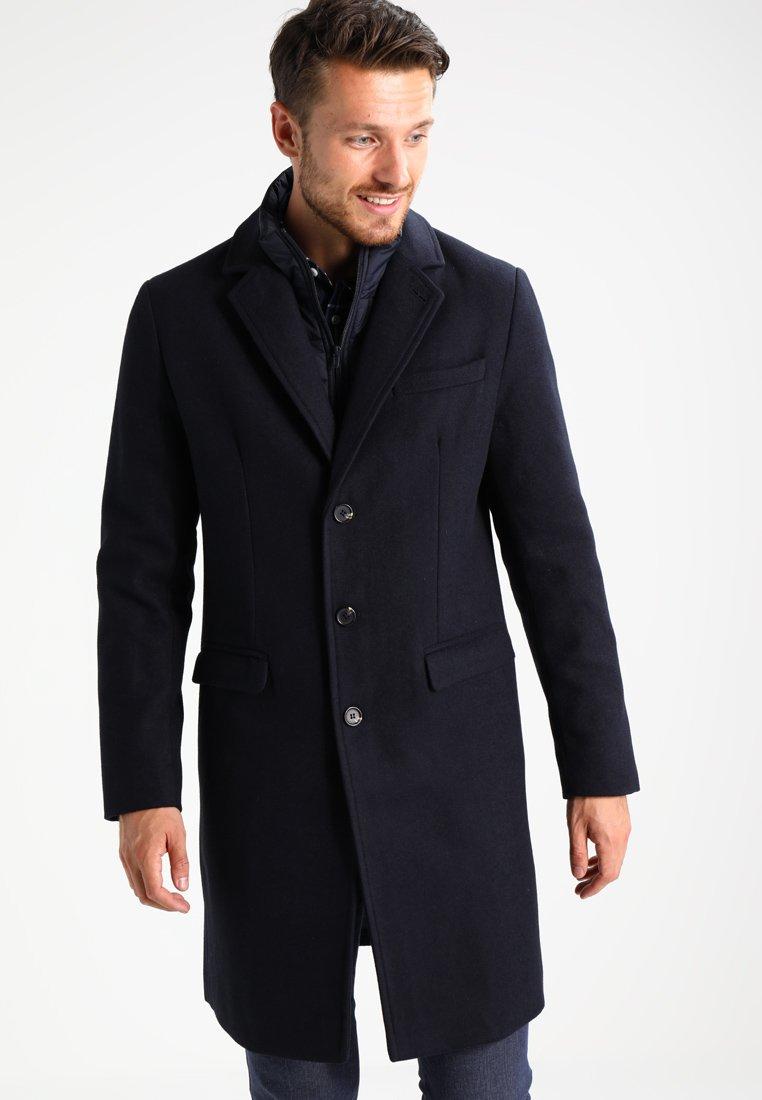 Pier One - Classic coat - navy