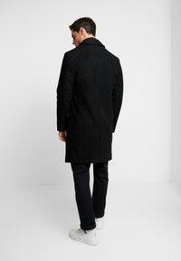 Pier One - Cappotto classico - black - 2