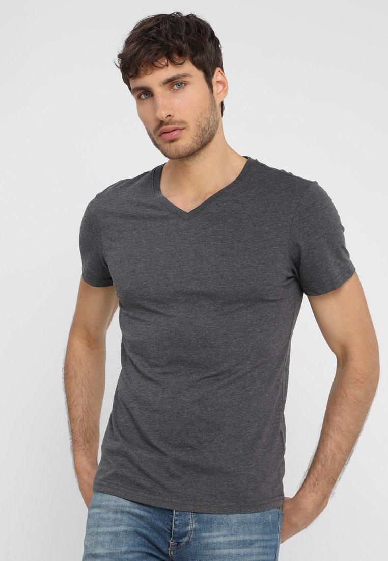 T BasiqueDark Grey Melange One Pier shirt A35L4Rjq